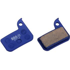 BBB DiscStop Pastiglie freni SRAM Road Hydro, blue